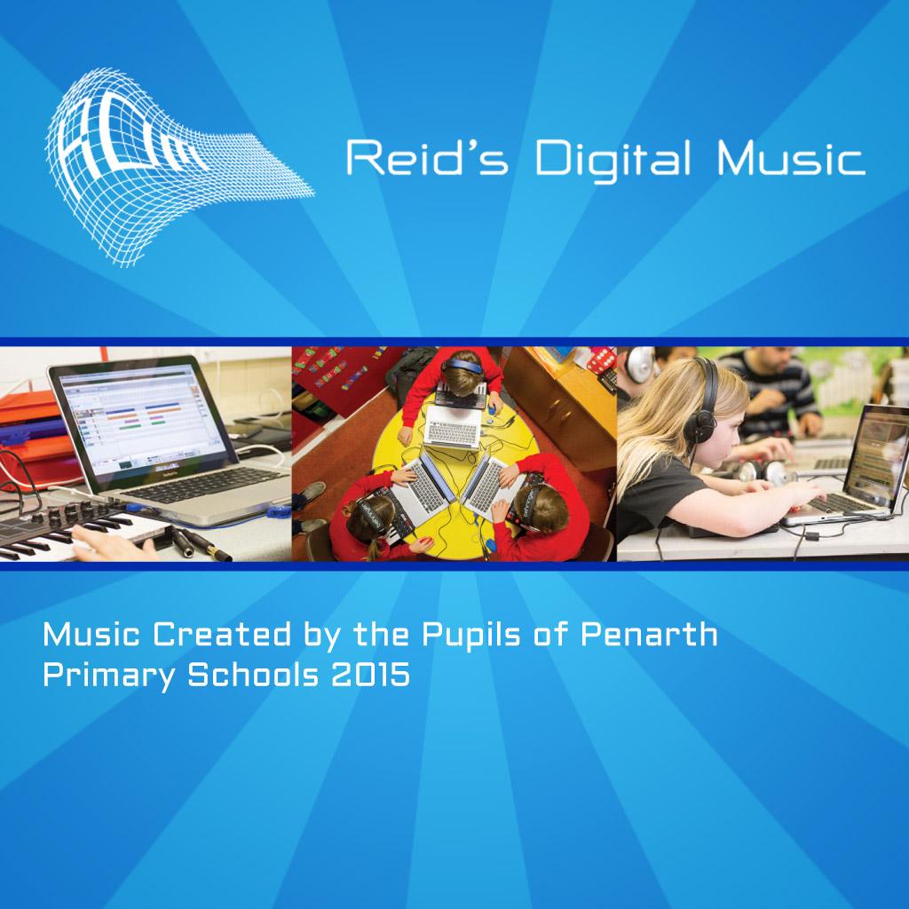 Reid's Digital Music Penarth Primary Schools 2015 Album