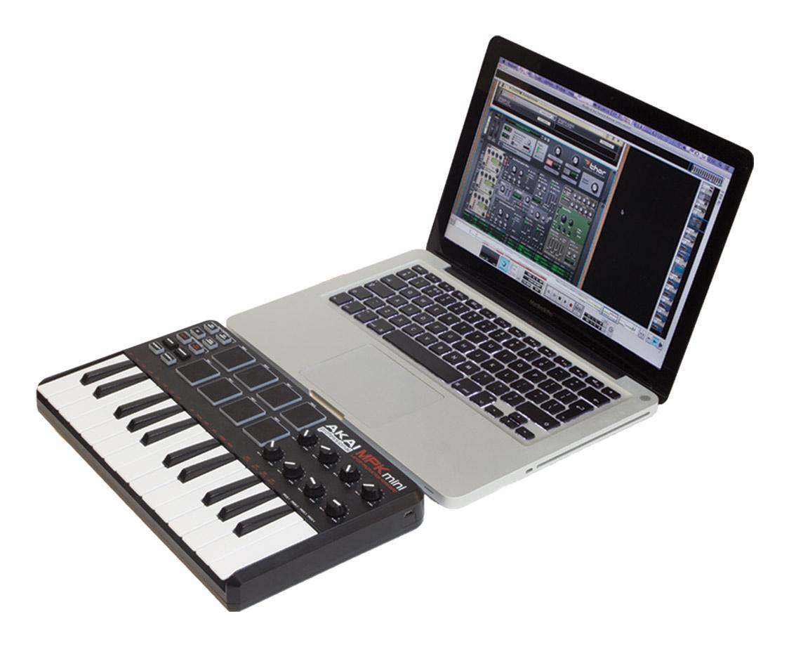 Reid's Digital Music Equipment