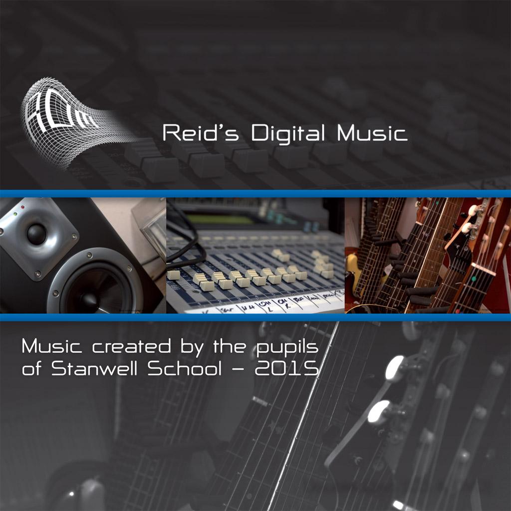 Reid's Digital Music Stanwell School 2015 Album